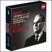 Mahler: Symphonies 2, 4, 7 & 9; Das Lied von der Erde -