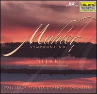 "Mahler: Symphony No. 1 ""Titan"" - Christopher Martin (trumpet); Ralph Jones (bass); Atlanta Symphony Orchestra; Yoel Levi (conductor)"