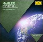 Mahler: Symphony No. 5 - Chicago Symphony Orchestra; Claudio Abbado (conductor)