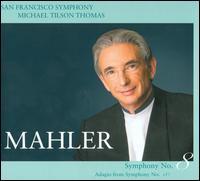 Mahler: Symphony No. 8; Adagio from Symphony No. 10 - Anthony Dean Griffey (tenor); Elza van den Heever (soprano); Erin Wall (soprano); James Morris (baritone);...