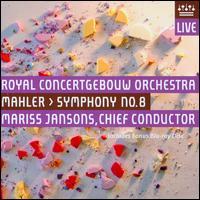 Mahler: Symphony No. 8 [Hybrid SACD & Bluray] - Camilla Nylund (soprano); Christine Brewer (soprano); María Espada (soprano); Mihoko Fujimura (alto); National Boys Choir;...