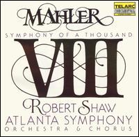 "Mahler: Symphony No. 8 ""Symphony of a Thousand"" - Deborah Voigt (soprano); Delores Ziegler (mezzo-soprano); Heidi Grant Murphy (soprano); Kenneth Cox (bass);..."