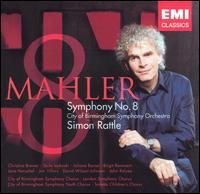 Mahler: Symphony No. 8 - Birgit Remmert (mezzo-soprano); Christine Brewer (soprano); David Wilson-Johnson (baritone); Jane Henschel (mezzo-soprano);...