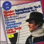 "Mahler: Symphony No. 9; Schubert: Symphony No. 8 ""Unvollendete"" - Chicago Symphony Orchestra; Carlo Maria Giulini (conductor)"