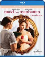 Maid in Manhattan [Blu-ray/DVD] [2 Discs]
