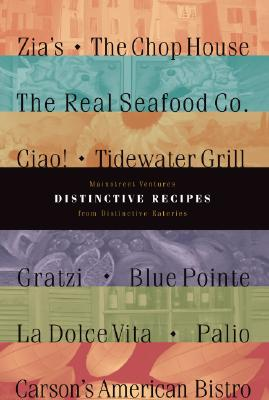 Mainstreet Ventures: Distinctive Recipes from Distinctive Eateries - Pesusich, Simon