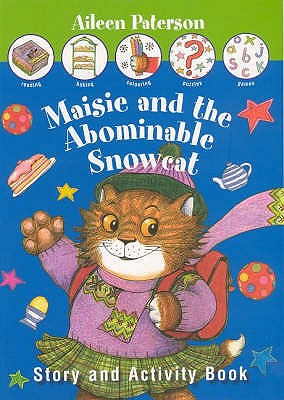 Maisie and the Abominable Snow Cat: Story and Activity Book - Paterson, Aileen