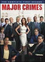 Major Crimes: Season 01
