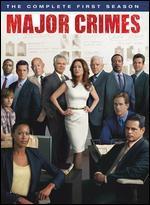 Major Crimes: Season 01