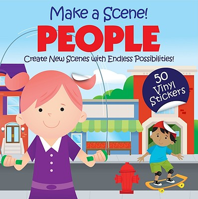 Make a Scene! People: Create New Scenes with Endless Possibilities -