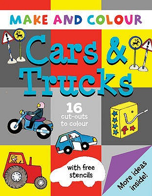 Make and Colour Cars and Trucks -