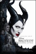 Maleficent: Mistress of Evil [Includes Digital Copy] [4K Ultra HD Blu-ray/Blu-ray]