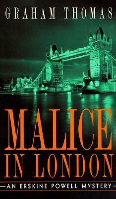 Malice in London - Thomas, Graham
