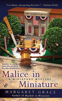 Malice in Miniature - Grace, Margaret