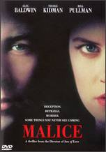 Malice [P&S] - Harold Becker