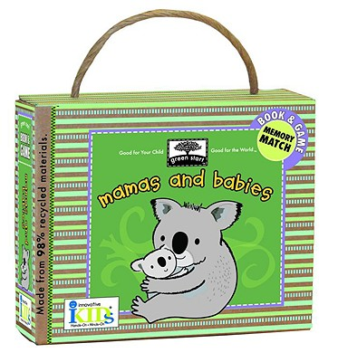 Mamas and Babies Board Book - Innovative Kids (Creator)