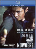 Man from Nowhere [2 Discs] [Blu-ray/DVD] - Lee Jeong-beom