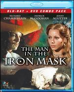 Man in the Iron Mask [2 Discs] [Blu-ray/DVD]