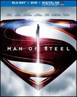 Man of Steel [Batman vs. Superman Movie Money] [Blu-ray] - Zack Snyder