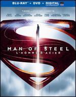 Man of Steel [Blu-ray/DVD]
