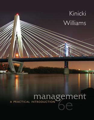 Management: A Practical Introduction - Kinicki, Angelo, and Williams, Brian