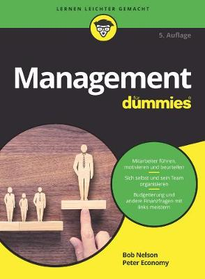 Management Fur Dummies - Nelson, Bob, and Economy, Peter
