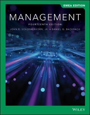 Management - Schermerhorn, John R., Jr., and Bachrach, Daniel G.