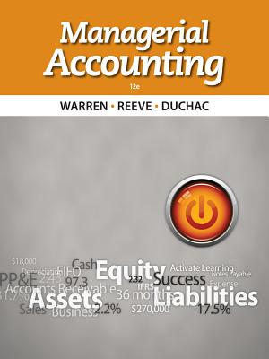 Managerial Accounting - Isbn:9780324663822 - image 8