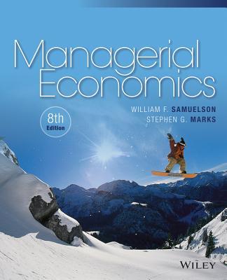 Managerial Economics - Samuelson, William F