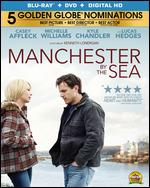Manchester by the Sea [Includes Digital Copy] [Blu-ray/DVD] - Kenneth Lonergan
