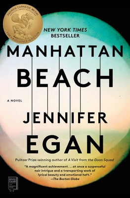 Manhattan Beach - Egan, Jennifer