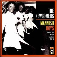 Mannish Boys: The Stax & Volt Recordings 1969-74 - The Newcomers