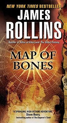 Map of Bones - Rollins, James