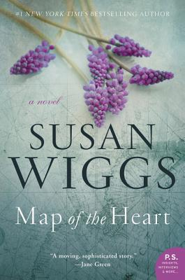 Map of the Heart - Wiggs, Susan