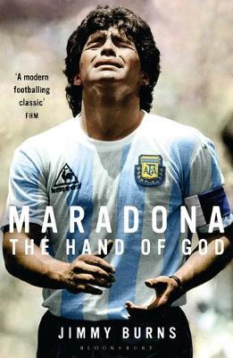 Maradona: The Hand of God - Burns, Jimmy