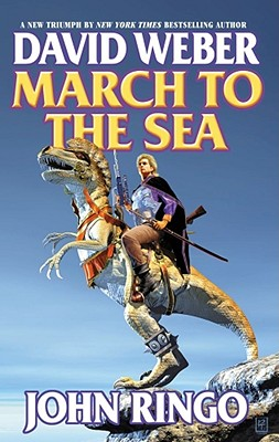 March to the Sea - Weber, David