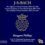 Margaret Phillips Plays Johann Sebastian Bach