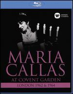 Maria Callas: At Covent Garden 1962 and 1964 [Blu-ray]