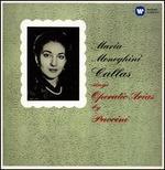 Maria Meneghini Callas sings Operatic Arias by Puccini - Maria Callas (soprano); Philharmonia Orchestra; Tullio Serafin (conductor)
