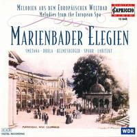 Marienbader Elegien - Andreas Schmid (clarinet); Reinhard Ehritt (trumpet); Vesselin Paraschkevov (violin); Alfred Walter (conductor)