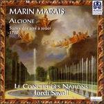 Marin Marais: Alcione - Suites des Airs à joüer