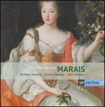 Marin Marais: Pièces de viole - Alix Verzier (bass viol); Jérôme Hantaï (bass viol); Pierre Hantaï (harpsichord)