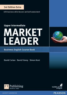Market Leader 3rd Edition Extra Upper Intermediate Coursebook with DVD-ROM Pack - Wright, Lizzie