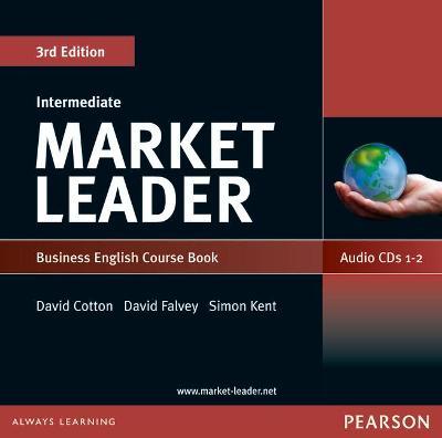 Market Leader Intermediate Coursebook Audio CD - Cotton, David, and Falvey, David, and Kent, Simon