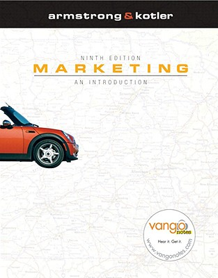 Marketing: An Introduction - Armstrong, Gary, and Kotler, Philip, Ph.D.