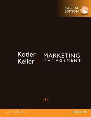 9781292092621 marketing management global edition philip marketing management global edition kotler philip and keller kevin lane fandeluxe Choice Image