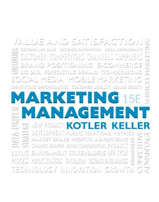 Marketing Management - Kotler, Philip, and Keller, Kevin