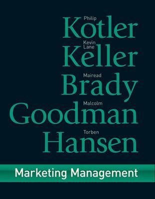 Marketing Management - Kotler, Philip, Ph.D.