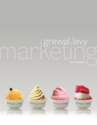 Marketing - Grewal, Dhruv, and Levy, Michael