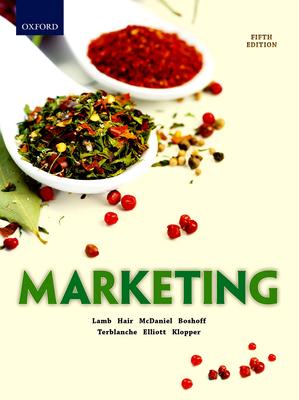 Marketing - Lamb, C., Prof., and Hair, Joseph F., Prof., and McDaniel, Carl, Prof.